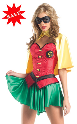 Miss Robin Costume for Women