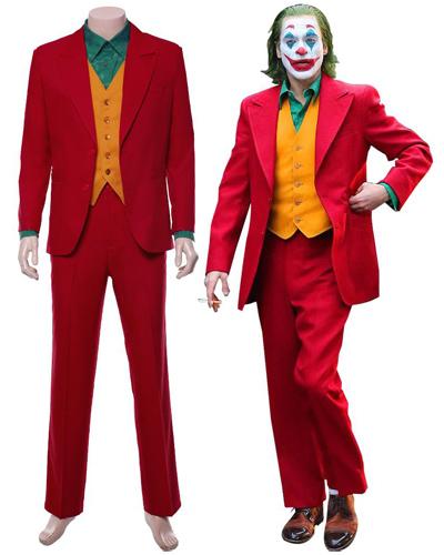 Joaquin Phoenix's Joker Costume