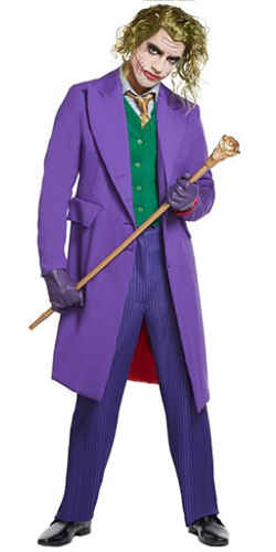Rubie's Batman Dark Knight The Joker Grand Heritage Collection