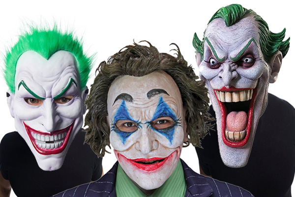 new Joker Movie Masks