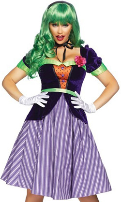 Leg Avenue's Joker Woman Costume