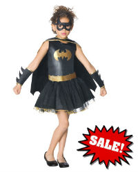Batgirl Tutu Child Costume