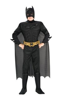 Deluxe Kid Batman Halloween Costumes