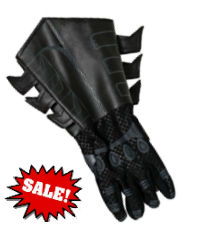 Child Batman Gloves Kid Dark Knight Rises Gauntlets