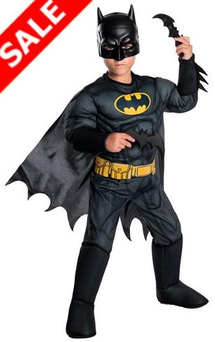 DC Comics Batman Costume for Kids