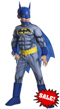 Kids Deluxe Batman Unlimited costume