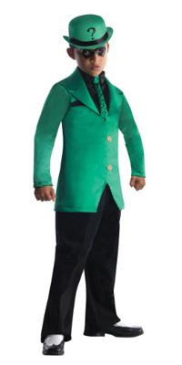 Kid's Riddler Costume for boys