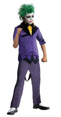 New 2012 Batman Joker Child Costume