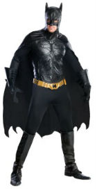 New Dark Knight Rises Batman Grand Heritage Costume Cosplay
