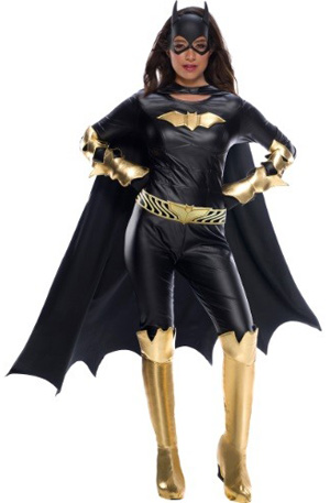 Womens Premium Batman Arkham Knight Costume
