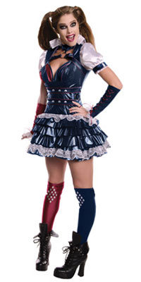 Arkham Knight Harley Quinn DC Comics