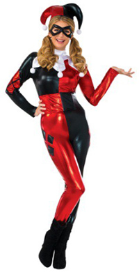 Super Deluxe Classic Harley Quinn