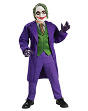 Child Joker Boy Costumes for Sale