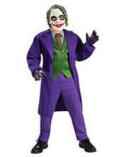 Child Joker Boy Costumes for Sale
