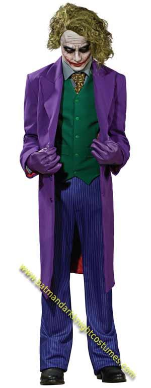 The Joker Grand Heritage Collection Costume  sc 1 st  Batman Dark Knight Costumes & Discount Child Joker Costumes Sale | Kid Halloween Costumes