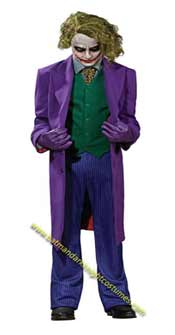 The Grand Heritage Dark Knight Joker Costume