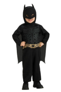 Infant Batman Halloween Costume