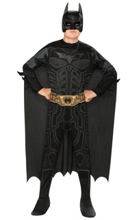 Tween Batman Halloween Costume Dark Knight
