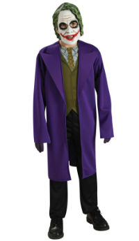 Tween Joker Halloween Costume