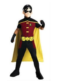 Kid Young Justice Robin Costume